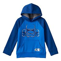 Boys 4-7x Star Wars a Collection for Kohl's Stormtrooper Fleece-Lined Hoodie