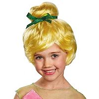 Disney Fairies Tinker Bell Kids Costume Wig