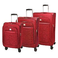 Ricardo Imperial 3-Piece Spinner Luggage Set