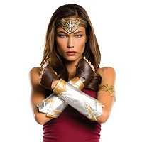 Adult Batman v Superman: Dawn of Justice Wonder Woman Deluxe Costume Accessories Set