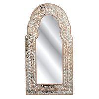 Fetco Home Decor Schiff Wall Mirror