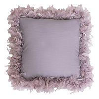 Thro by Marlo Lorenz Mary Feather Throw Pillow