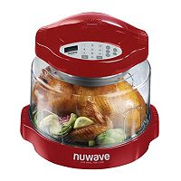 As Seen on TV NuWave Pro Plus Red Countertop Oven