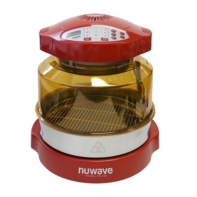 Nuwave Countertop Oven : nuwave pro plus countertop oven red nuwave pro plus countertop oven ...