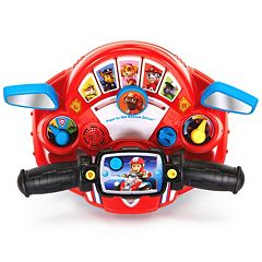 Paw Patrol Pups to the Rescue Driver by VTech by