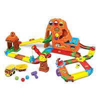 VTech Go! Go! Smart Wheels Treasure Mountain Train Adventure