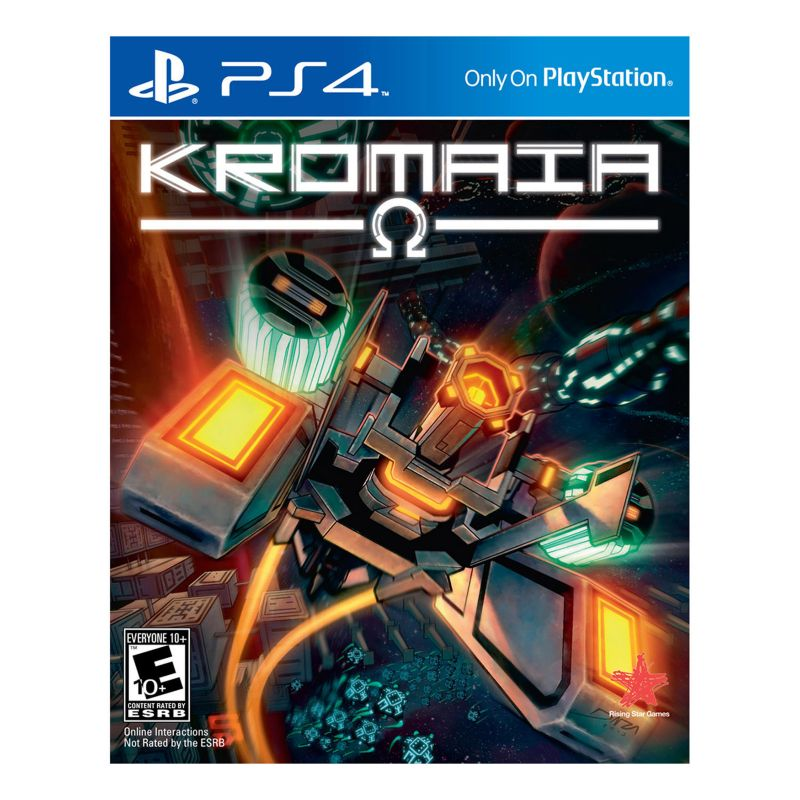 Kromaia Omega for PS4, Multicolor