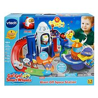 VTech Go! Go! Smart Wheels Blast Off Station
