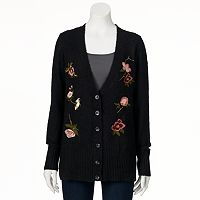 Disney's Snow White a Collection by LC Lauren Conrad Embroidered Cardigan