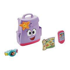 Fisher-Price Nickelodeon Dora and Friends Magical Adventures Backpack by