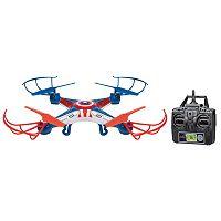 Marvel Captain America 2.4GHz 4.5CH RC Sky Hero Drone by World Tech Toys