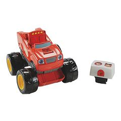 Fisher-Price Nickelodeon Blaze and the Monster Machines Transforming RC Blaze by