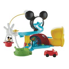 Disney's Mickey Mouse Clubhouse Zip Slide and Zoom Clubhouse by Fisher-Price by