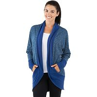 Women's Avalanche Fionna Open-Front Colorblock Cardigan