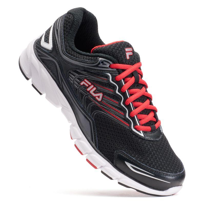 Fila® Memory Maranello 4 Men's Running Shoes, Size: 7.5, Oxford thumbnail
