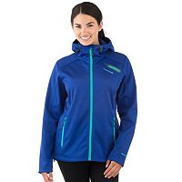 Women's Avalanche Jewel Hooded Softshell Jacket