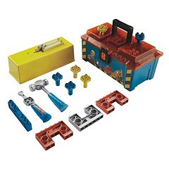 Fisher-Price Bob the Builder Build & Saw Toolbox by