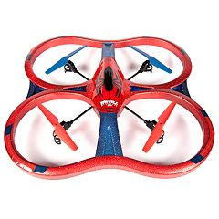 Marvel Spider-Man 2.4GHz 4.5CH RC Super Drone by World Tech Toys