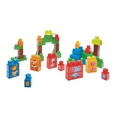 Mega Bloks Match N Stack Animals Set by