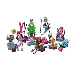 Monster High Advent Calendar Set by Mega Bloks  by