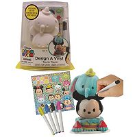 Disney's Tsum Tsum Design a Vinyl Character Activity Kit