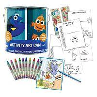Disney / Pixar's Finding Dory Activity Art Can
