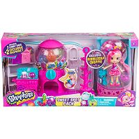 Shopkins Bubbleisha Shoppie Sweet Spot Pack Gumball Playset