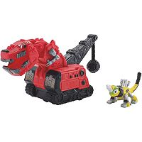 DreamWorks Dinotrux Ty Rux & Revvit Figure Set by Mattel