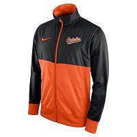 Men's Nike Baltimore Orioles Track Jacket