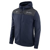 Men's Nike New York Yankees Colorblock Hoodie