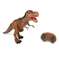 Dino World Remote Control Tyrannosaurus Rex by World Tech Toys