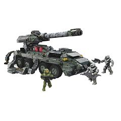 Mega Bloks Halo UNSC Kodiak Charge Set by
