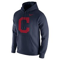 Men's Nike Cleveland Indians Club Fleece Hoodie
