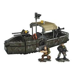 Call of Duty Riverboat Raid by Mega Bloks  by