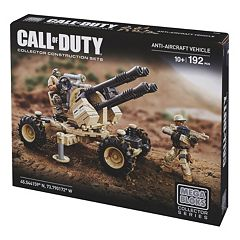 Call of Duty Anti-Aircraft Vehicle by Mega Bloks by