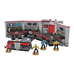 Star Trek U.S.S. Enterprise Bridge Collector Construction Set by Mega Bloks  by