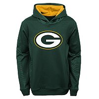Boys 8-20 Green Bay Packers Performance Hoodie