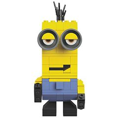 Despicable Me Kevin Minion Kubros Set by Mega Bloks by