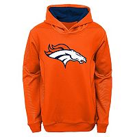 Boys 8-20 Denver Broncos Performance Hoodie