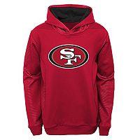 Boys 8-20 San Francisco 49ers Performance Hoodie