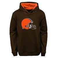 Boys 8-20 Cleveland Browns Performance Hoodie