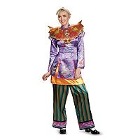 Disney's Alice Through The Looking Glass Adult Deluxe Alice Costume