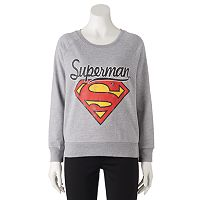 Juniors' DC Comics Superman Graphic Sweatshirt