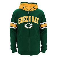 Boys 8-20 Green Bay Packers Helmet Hoodie