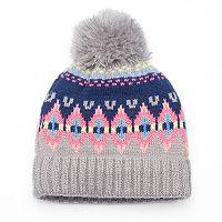 Women's SO® Pom-Pom Hat