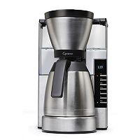 Capresso MT900 10-Cup Rapid Brew Programmable Thermal Coffee Maker