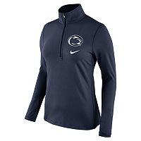 Women's Nike Penn State Nittany Lions Tailgate Quarter-Zip Top