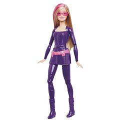 Barbie Spy Squad Secret Agent Barbie Doll