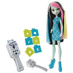 Monster High Voltageous Hair Frankie Stein Doll by
