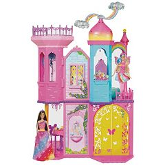 Barbie Dreamtopia Rainbow Cove Princess Castle Playset by